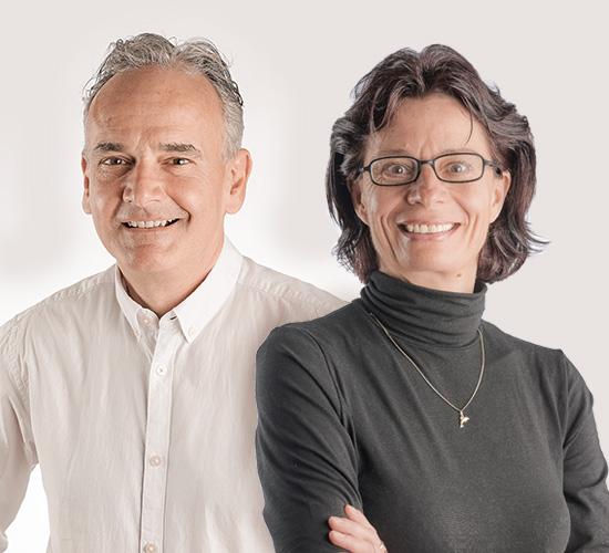 Adi & Edith Stuber